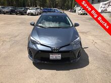 2017 Toyota Corolla SE South Lake Tahoe CA