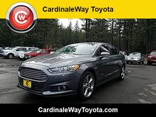 2014 Ford Fusion Hybrid SE South Lake Tahoe CA