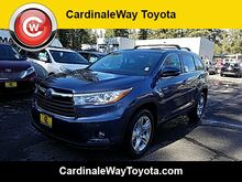 2016 Toyota Highlander Hybrid Limited Platinum South Lake Tahoe CA