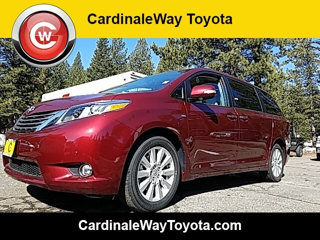 2017 Toyota Sienna Limited Premium South Lake Tahoe CA