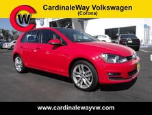 Volkswagen Golf TSI SEL 4-Door 2016