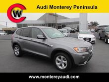 2011 BMW X3 xDrive28i Seaside CA