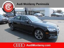 2017 Audi A4 2.0T Premium Plus Seaside CA