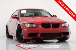 2013 BMW M3 Base Frozen Red Edition Chicago IL