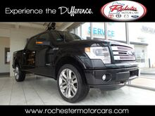 2014 Ford F-150 Limited 4WD Rochester MN