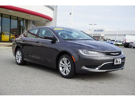 2017 Chrysler 200 Limited Salinas CA