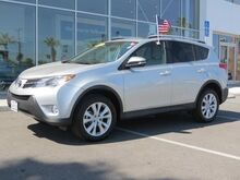 2014 Toyota RAV4 Limited Cathedral City CA
