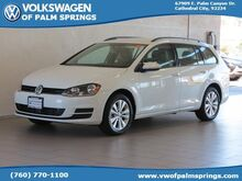 2017 Volkswagen Golf SportWagen S Cathedral City CA