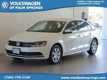 2017 Volkswagen Jetta 1.4T S Cathedral City CA