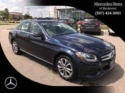 2017 Mercedes-Benz C 300 4MATIC® Sedan Rochester MN