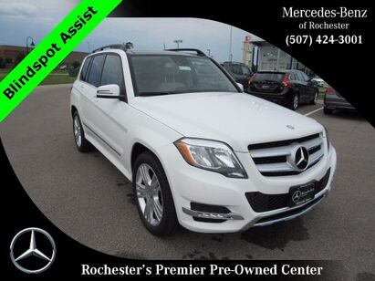 2015 Mercedes-Benz GLK 350 4MATIC® w/ Lane Tracking Rochester MN