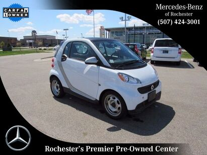 2013 smart Fortwo Pure w/ Leather Seats Rochester MN
