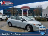 2012 Honda Civic LX Raleigh