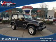 2012 Jeep Wrangler Sport Raleigh
