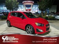 2013 Chevrolet Sonic RS Raleigh