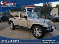2008 Jeep Wrangler Unlimited Sahara Raleigh