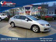 2013 Honda Civic LX Raleigh
