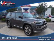2016 Toyota 4Runner Limited Raleigh