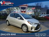 2015 Toyota Yaris LE Raleigh
