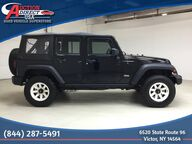 2014 Jeep Wrangler Unlimited Sport Raleigh