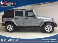 2013 Jeep Wrangler Unlimited Sahara Raleigh