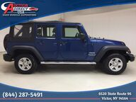 2010 Jeep Wrangler Unlimited Sport Raleigh