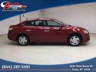 2013 Nissan Sentra S Raleigh