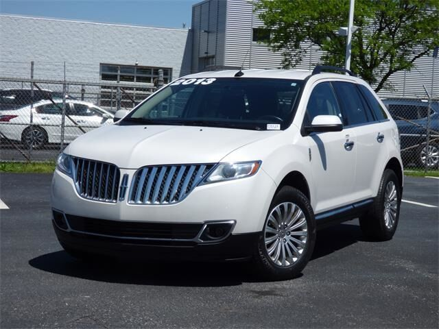 Nissan Dealership Indianapolis >> 2013 Lincoln MKX Base Fort Wayne IN 18713941