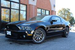 Shelby GT500 Mustang 2012