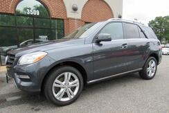 2012 Mercedes Benz ML 350 4MATIC BLUETEC ML350 BlueTEC Fredericksburg VA