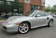 2003 PORSCHE 911 TURBO Carrera TURBO Fredericksburg VA
