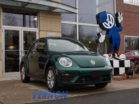2017 Volkswagen Beetle 1.8T S Vernon CT