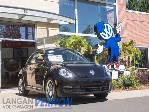 2016 Volkswagen Beetle 1.8T Classic Vernon CT