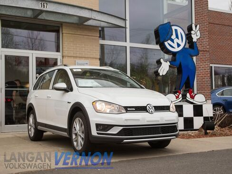 2017 Volkswagen Golf Alltrack TSI S 4Motion Vernon CT