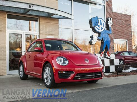 2017 Volkswagen Beetle 1.8T SE Vernon CT