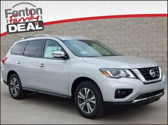 2017 Nissan Pathfinder SV Lee's Summit MO