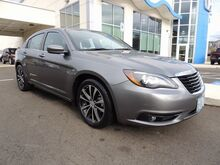 2012 Chrysler 200 FWD 4Dr 6-Speed Automatic Touring Roseburg OR