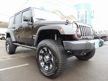 2013 Jeep Wrangler 4WD 4Dr 5-Speed Automatic Unlimited Sport Roseburg OR