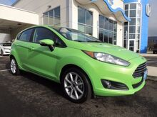 2015 Ford Fiesta FWD 4Dr 5-Speed Manual SE Roseburg OR