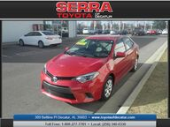 2015 Toyota Corolla LE Decatur AL