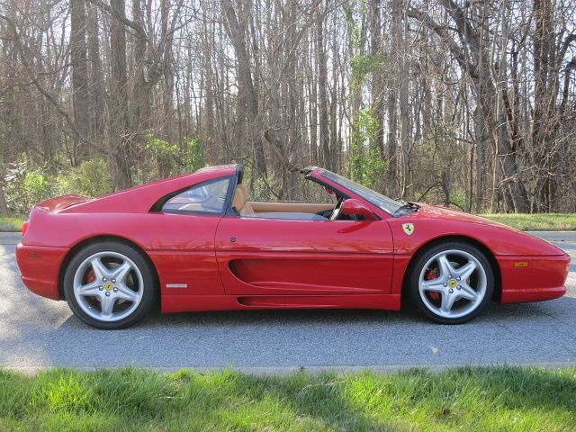 1999 ferrari 355 gts f1 greensboro nc 17549860. Black Bedroom Furniture Sets. Home Design Ideas