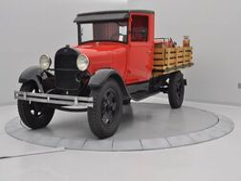Ford Model aa Model AA Fire Truck 1930