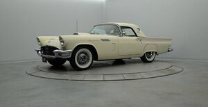 1957 Ford Thunderbird Soft and Hard Top Hickory NC