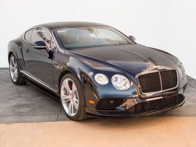 2017 Bentley Continental GT V8 S Los Gatos CA