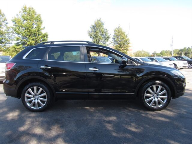 2009 mazda cx 9 grand touring w sat nav raleigh nc 15924882. Black Bedroom Furniture Sets. Home Design Ideas