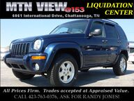 2002 Jeep Liberty Limited Chattanooga TN