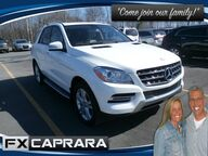 2015 Mercedes-Benz ML350 ML350 4MATIC Watertown NY
