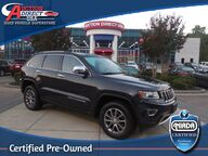 2014 Jeep Grand Cherokee Limited Raleigh