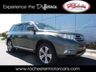 2011 Toyota Highlander Limited AWD Leather Sunroof Backup Cam Bluetooth Rochester MN