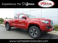 2016 Toyota Tacoma TRD Sport Navigation Bluetooth Backup Camera Rochester MN